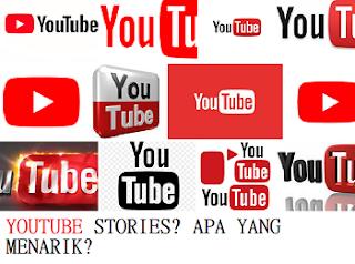 Hal yang menarik dari youtube stories