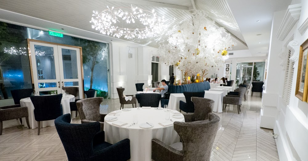 Eat: Christmas Menu at Dining Room, Macalister Mansion ...