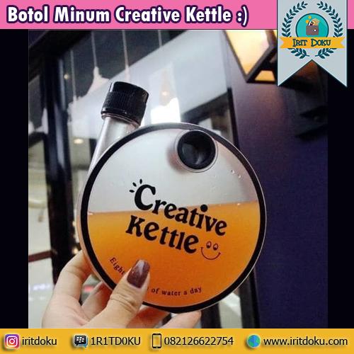 Botol Minum Creative Kettle :)