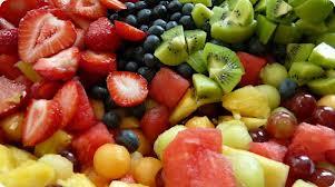 Dieta do Arco-Íris