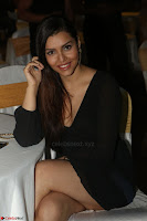 Kyra Dutta in black At Rogue Movie Audio Launch ~  074.JPG