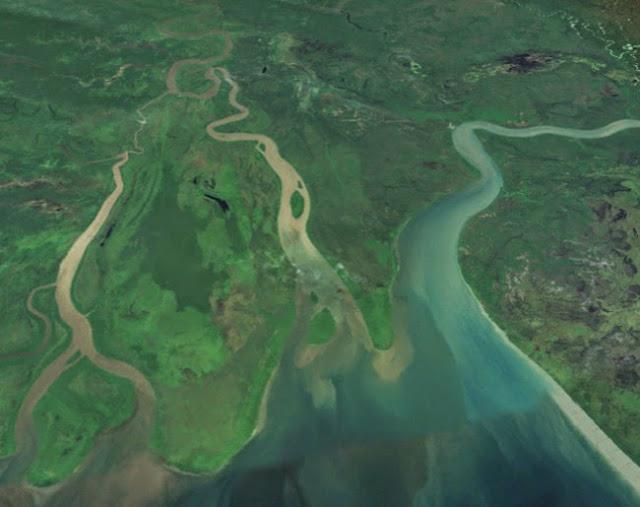 sungai digul-Sungai Terpanjang di Indonesia