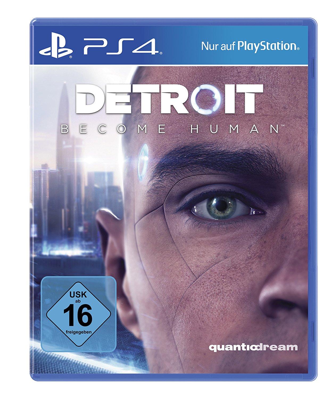 SPIEL FILM SPASS: Detroit: Become Human - Test / Review