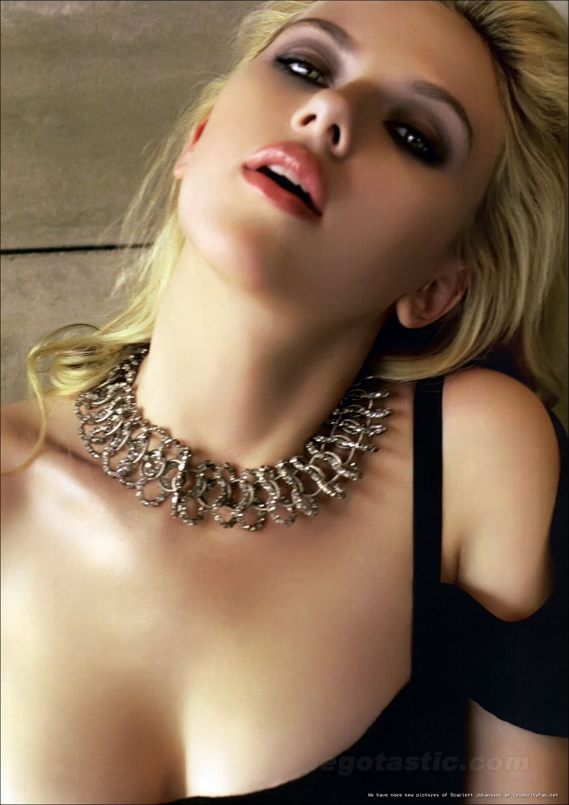 scarlett johansson model - photo #45