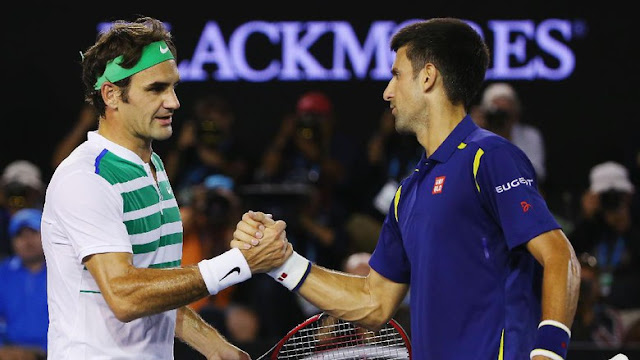 Djokovic Tak Terkejut Federer Juarai Australia Terbuka