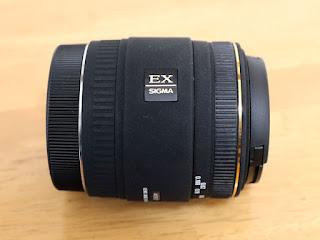 SIGMA MACRO 50mm F2.8 EX DG④