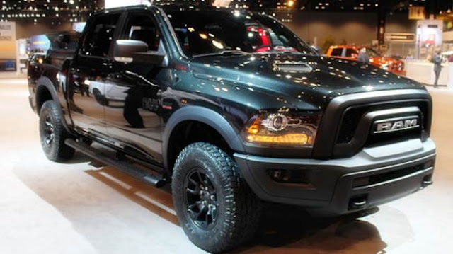 2018 Ram Rebel Black Edition Price