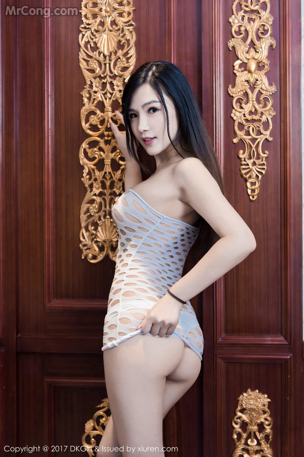 Người mẫu Ding Xiaonan với album ảnh sexy và quyến rũ 3