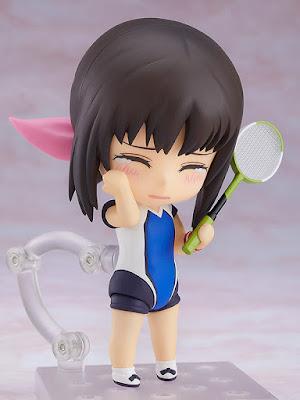 """Figuras: Imágenes del Nendoroid de Ayano Hanesaki de """"Hanebado"""" - Good Smile Company"""