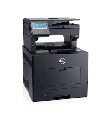 Dell Color Smart Multifunction Printer S3845cdn Drivers Download