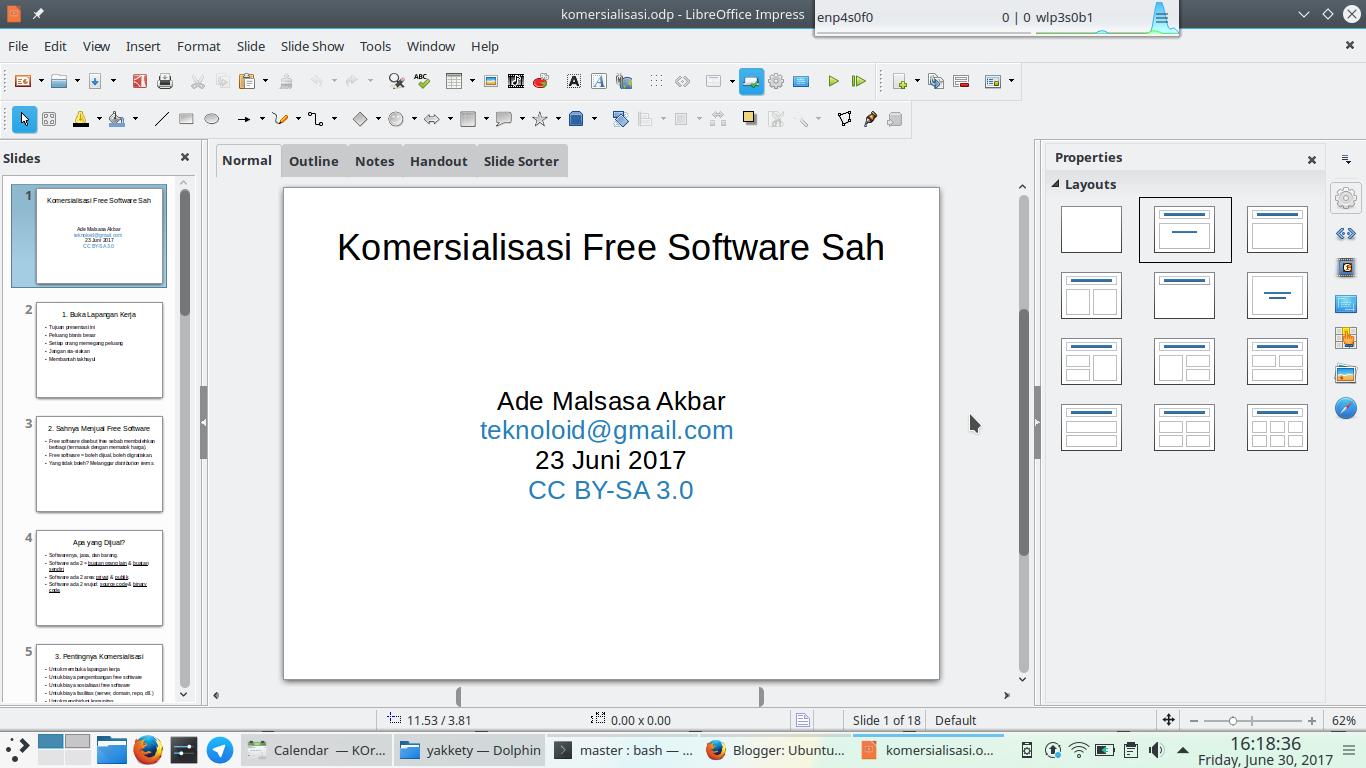 Ubuntu Buzz !: Fix LibreOffice GTK Looks