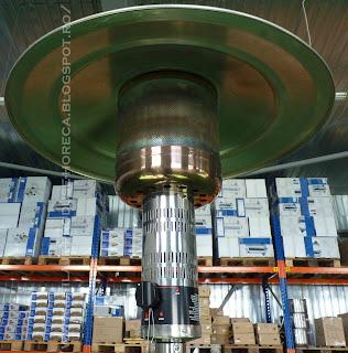 Incalzitor Terasa Gaz, Reflector din Aluminiu pentru Incalzitor Terasa, Incalzitoare Terase - incalzire prin infrarosii