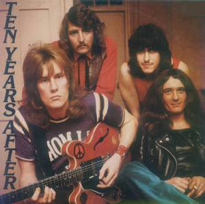 Los componentes de Ten Years After