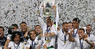 Winners Champions League 2016