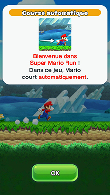 Super Mario Run Course