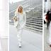 Πως να φορέσεις  το λευκό τον χειμώνα;;;