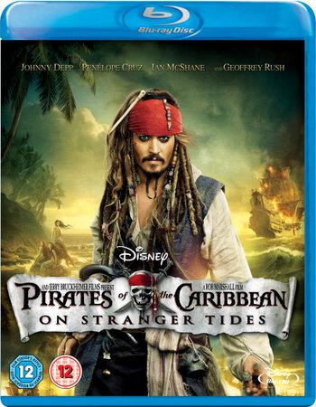 Pirates Of The Caribbean 4 (2011) Dual Audio Hindi 720p BluRay ESubs Movie Download