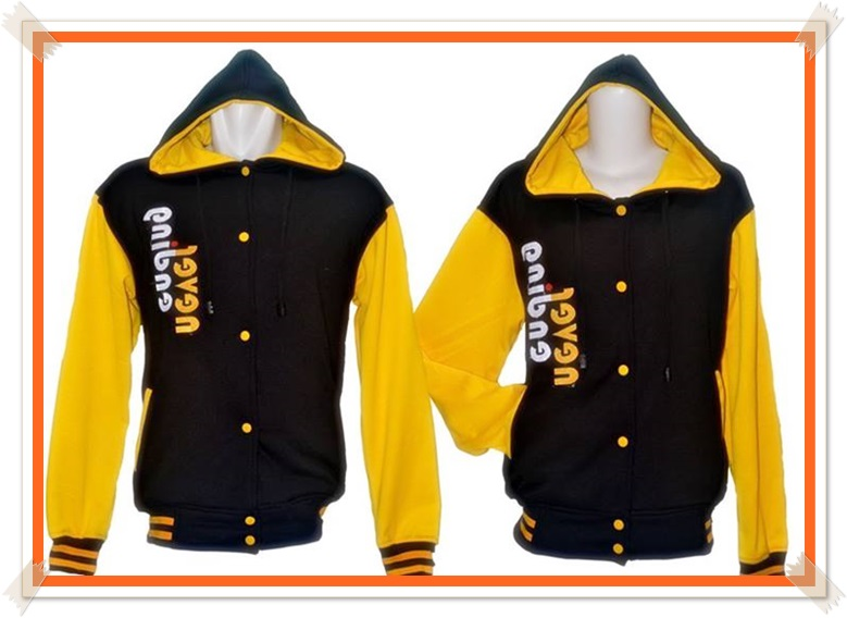 jaket couple baseball