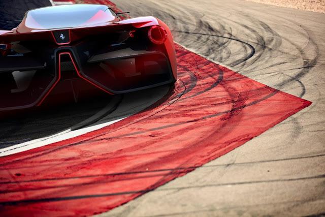 Ferrari LaRossa 2020