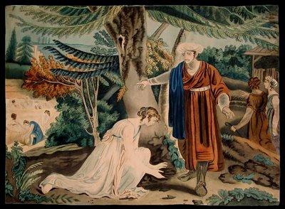 Classic Romance Of Boaz Amp Ruth