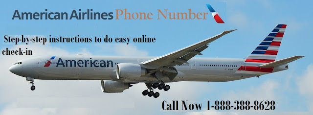 American Airline: Step-by-step instructions to do easy online check