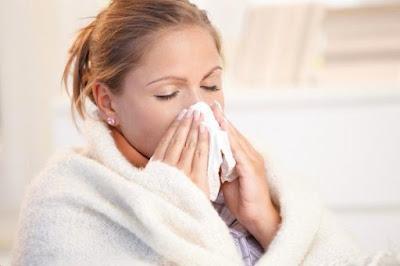gejala penyakit polip hidung