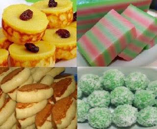 Macam-macam Kue Basah Khas Indonesia dengan Citarasa yang Enak