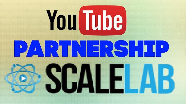 شرح أفضل بارتنر شيب على الإطلاق شركة SCALELAB بديل أدسنس للربح من يوتيوب وإثبات الدفع