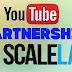 طريقة التسجيل في أفضل بارتنر شيب على الإطلاق شركة SCALELAB  بديل أدسنس للربح من يوتيوب وربطها بقناتك وإثبات الدفع