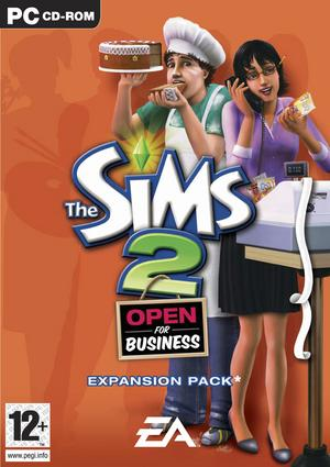 The sims 2 open for business free download ( 100% working.