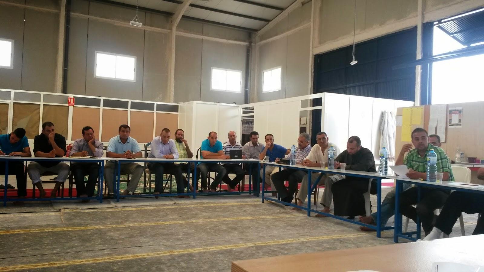El Pasado Domingo Se Desarrollo Un Encuentro De Las Diferentes Comunidades Islamicas De Ucid Valencia Y Ucid Murcia En Granja De Rocamora Alhuda
