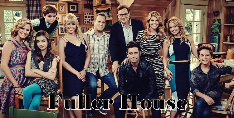 serial fuller house
