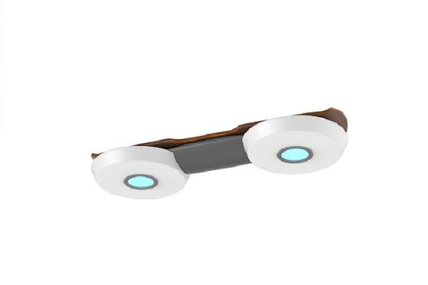 最新 Hendo 滑板下層示意圖,數位時代翻攝自 Hendo 網站