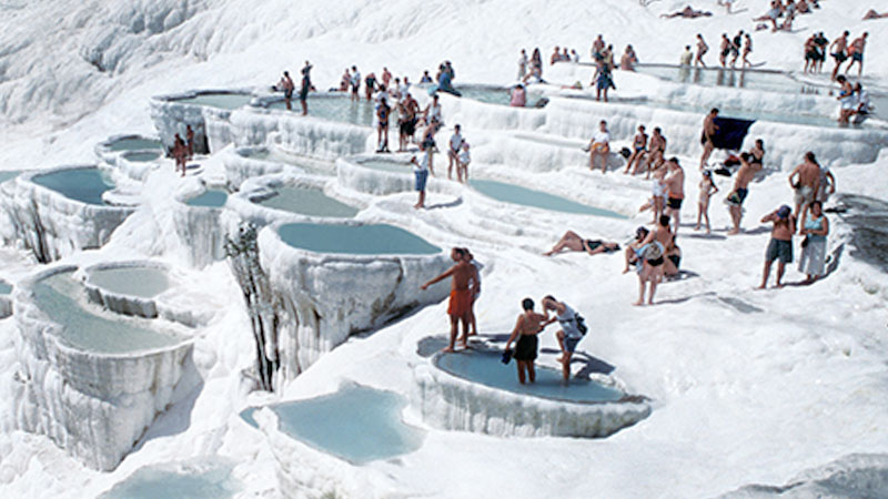 Pamukkale Tours in Turkey