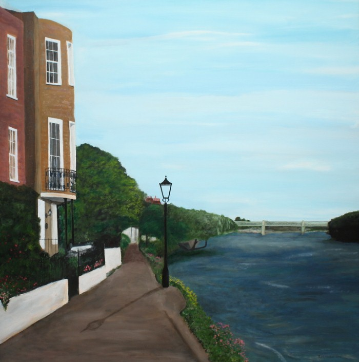 Современные художники Британии. Robert Harris 11