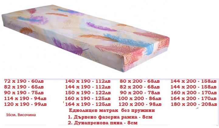 матраци цени софия дунапрен   магазин в София ниски цени | Дунапрен матраци цени софия