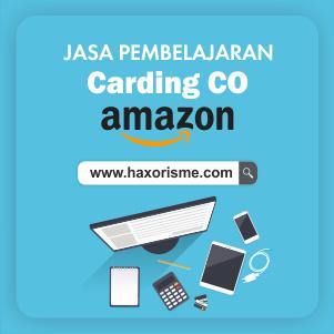 Jasa Pembelajaran Carding CO Amazon Sampai Resi
