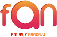 Rádio Fan FM 99.7 de Aracaju SE