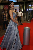 Rhea Chakraborty in a Sleeveless Deep neck Choli Dress Stunning Beauty at 64th Jio Filmfare Awards South ~  Exclusive 086.JPG