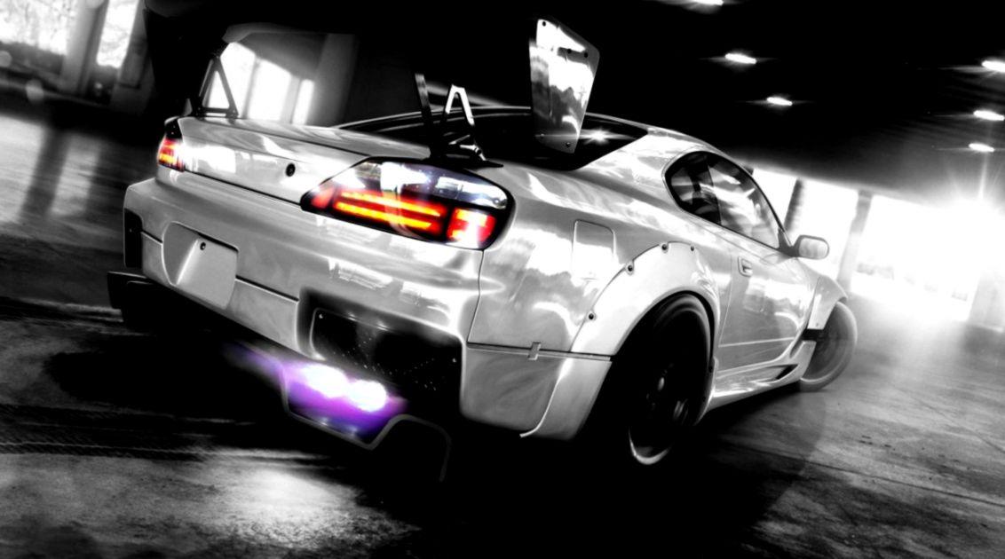 Nissan Silvia Drift Hd Wallpaper Wallpapers Abstract