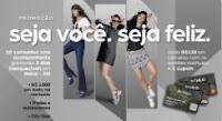 Promoção Seja você, seja feliz. RCHLO sejavocesejafelizriachuelo.com.br