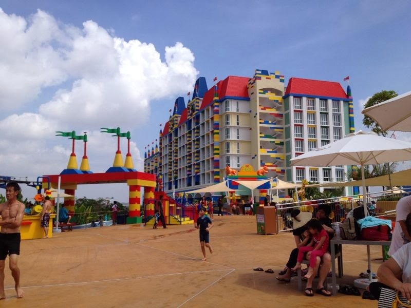 With Kids, We Go...: Legoland Malaysia: Morning Water-Play ...
