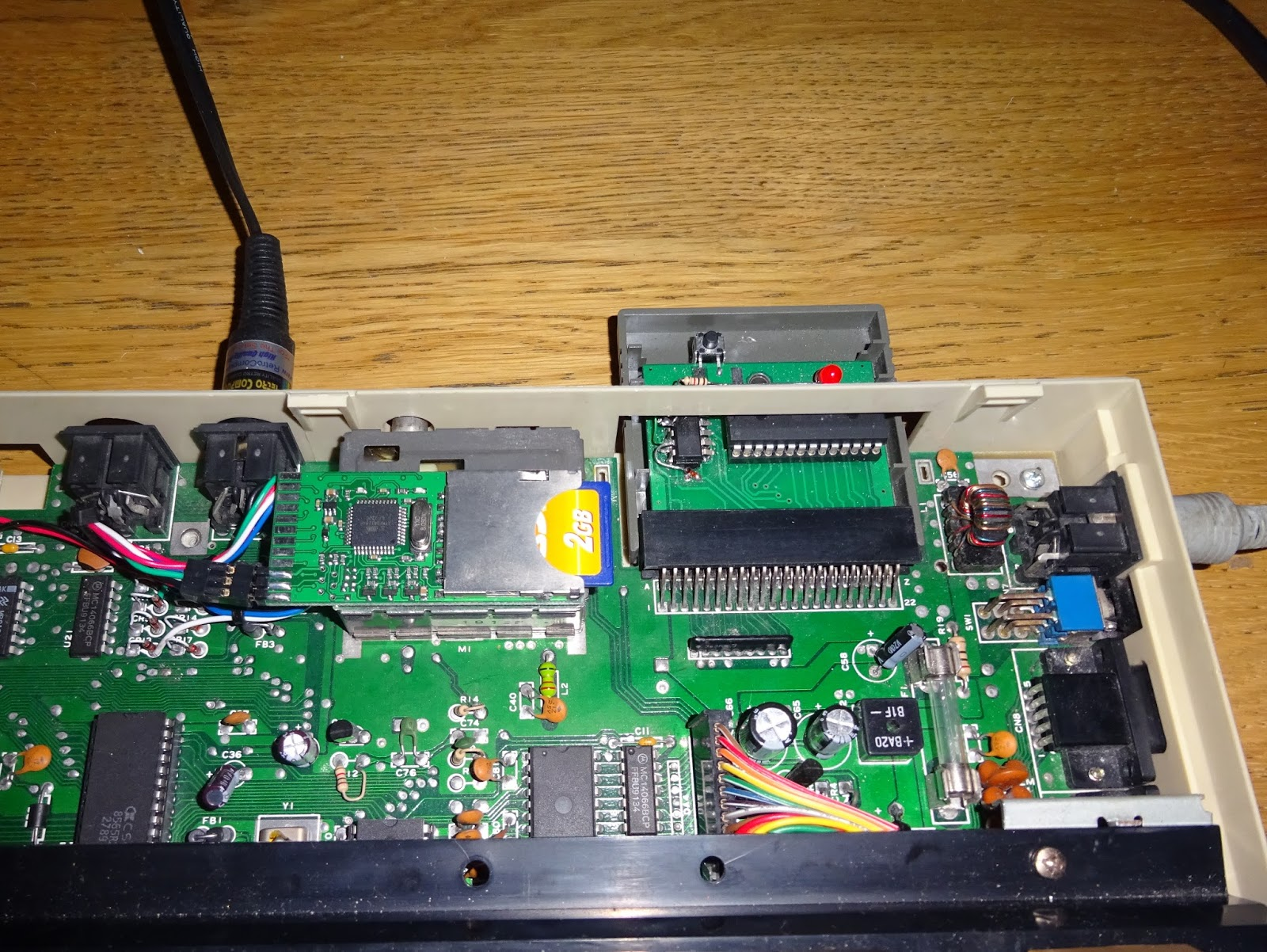 Tynemouth Software: Commodore 64 C Internal SD2IEC