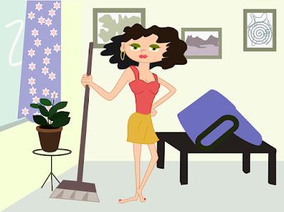 bingung memilih menjadi wanita karier atau ibu rumah tangga