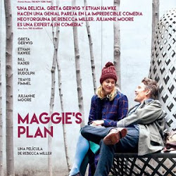 Poster Maggie's Plan 2015
