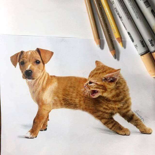 08-Cat-Dog-Guanyu-Animal-Mashup-www-designstack-co