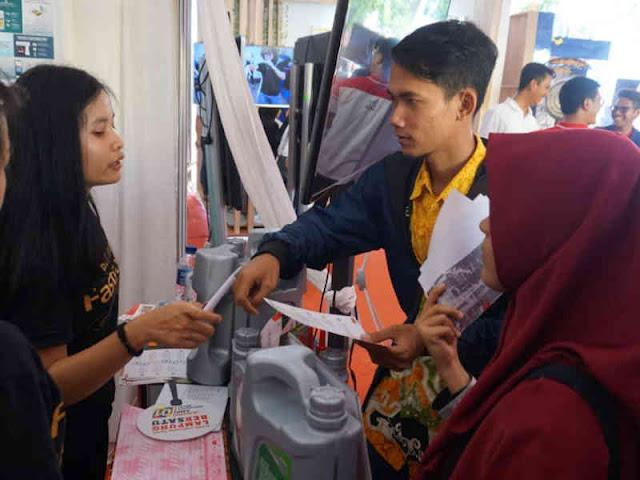 Pertamina Berpartisipasi dalam BUMN Festival 2019 di Bandar Lampung