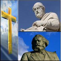 Превъзходство на християнския възглед за човека над платонизма и материализма