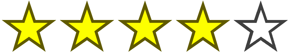 Image result for 5 stars out of 5