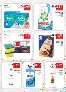 CATALOG PROFI 27 decembrie 2018 - 8 ianuarie 2019 reduceri detergent ariel